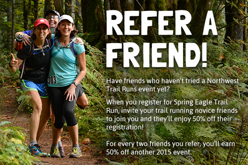 Spring Eagle Refer a Friend