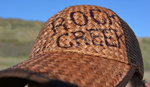 Rock Creek Double hat