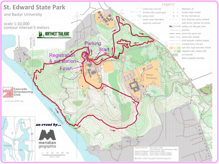 St. Edward State Park