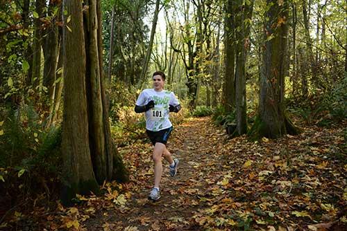 Carkeek Park Trail Run