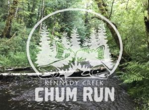 Kennedy Creek with Chum Run artwork